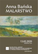 Anna Bańska - malarstwo, Zambrów 11.02.2020 r.
